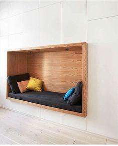Living Room Interior, Home Interior Design, Interior Architecture, Entryway Furniture, Furniture Design, Kids Bedroom, Bedroom Decor, Small Spaces, Home Decor