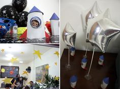 festa espacial infantil - Google Search