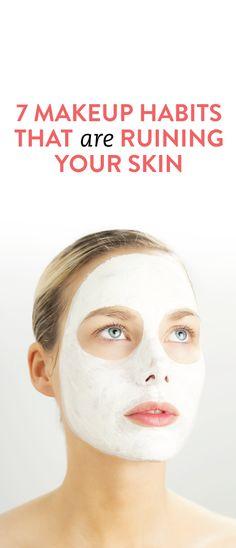 Makeup Habits