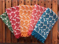 knit kitchen cloths