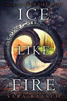 Ice Like Fire Snow Like Ashes Reprint