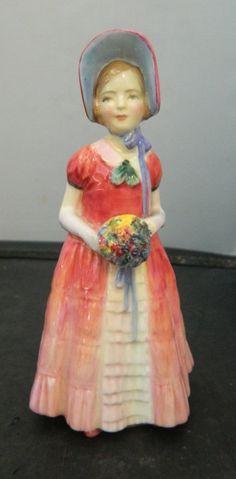Royal Doulton Diana Porcelain Figurine HN 1986 Made by SimonsGems, $29.00