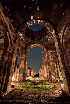 nightscapes of Armenian Spirit Armenia Travel Honeymoon Backpack Backpacking Vacation Budget Off the Beaten Path Wanderlust Places Around The World, Around The Worlds, Armenia Travel, Yerevan Armenia, Armenian Culture, Roadtrip, Culture Travel, Kirchen, Abandoned Places