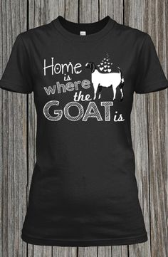 Home is where the Goat is
