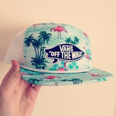 """Find and save images from the """"Summer"""" collection by Kary Melly (TeenagedirtbagnamedDiana) on We Heart It, your everyday app to get lost in what you love. Hippie Chic Fashion, Love Fashion, Fashion Ideas, Vans Hats, Dope Hats, Flat Bill Hats, This Girl Can, Cute Flats, Vans Off The Wall"""