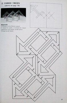 Pop Up Geometric Origami
