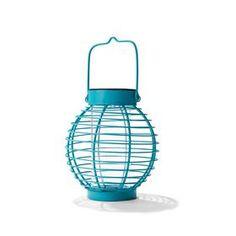 solar hurricane lantern from Kmart $8.
