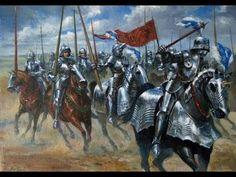 Die Ritter im Mitelalter