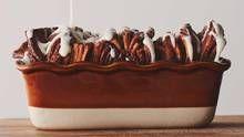 Bakery Bobbette & Belle's new cookbook cooks up this cinnamon pull-apart bread sensation Cinnamon Pull Apart Bread, Cream Cheese Glaze, Instant Yeast, New Cookbooks, Wine Recipes, Easy Recipes, Bakery, Easy Meals, Brunch