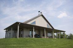 Morton Buildings home in Illinois.