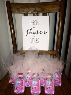 f6afa70c8b14 Wedding Ideas » 20+ Bridal Shower Favor Gifts Your Guests Will Like » ❤️