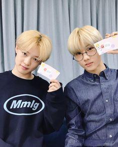 NCT Chenle Jisung