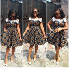 The best collection of unique and classic ankara gown styles of these ankara gowns are classically made Ankara Short Gown Dresses, Short African Dresses, Ankara Dress Styles, Short Gowns, African Print Dresses, African Fashion Ankara, Latest African Fashion Dresses, African Print Fashion, Africa Fashion