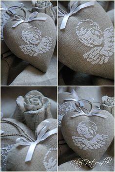 petit_coeur_ange - machine stitch angel!