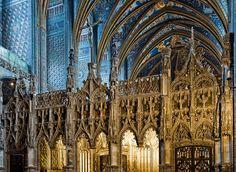 Cathédrale Sainte-Cécile d'Albi    http://66.media.tumblr.com/3203c2ce6fee9fd4c5ff06e6ef250d2b/tumblr_mwqfcvYGTs1skc38no8_1280.jpg