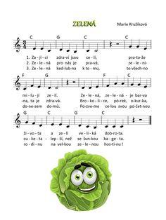 Kids Songs, Sheet Music, Children, Songs, Young Children, Boys, Nursery Songs, Kids, Music Sheets