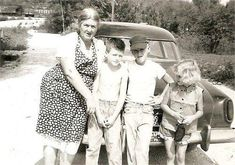 Thursday, January 18, 2017 ~ This was my TBT photo I posted on FB today. Aunt Cora, Emmett Proudfoot, my brother Ronald and me...mid 50's.  Sorry I had to miss the night out at the Speakeasy with Bunco Babes and dates.  Mike was afraid he is contagious and didn't want to go. I finally got out.  Got me a Dora haircut and hairdo...bought some groceries and other stuff we were running out of because I've been hold up.  Up to the 40's today but still so cold with wind blustering.