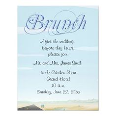 Discount DealsAfter the Wedding Brunch Invitationsyou will get best price offer lowest prices or diccount coupone