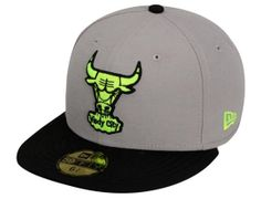 Chicago Bulls Color Pop 59Fifty Fitted Cap by NEW ERA x NBA Fitted Baseball  Caps 5324591c98d