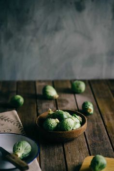 Roasted Brussels Sprouts with Honey and Peanuts | (Souvlaki For The Soul)