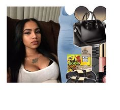 """""""~Lae"""" by oxxyy-watahh ❤ liked on Polyvore featuring Michael Kors, tarte, Casetify, Chanel, Matthew Williamson, Givenchy and Yves Saint Laurent"""