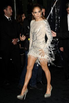 JLo.  Woman has the best damn legs EVER.