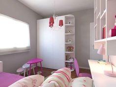 Princess Room - Decoração de quarto infantil com motivo Princesas, em moradia com 400 m2 situada em Luanda.  De realçar tapete Coroa de autoria Baobart Arquitetura e Design. #decor #design #arquitetura #atelier #mobiliario #baobart #portugal #pecasdecorativas