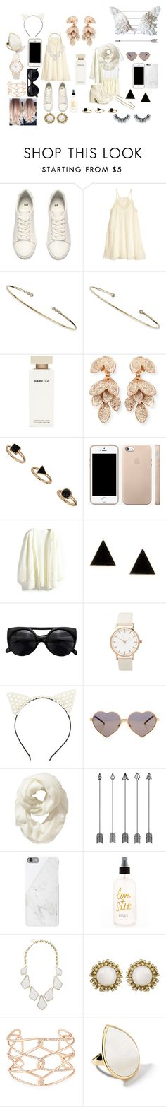 """""""Perfect Outfit!"""" by geecat on Polyvore featuring H&M, mizuki, Narciso Rodriguez, Pasquale Bruni, Charlotte Russe, Wildfox, Old Navy, Native Union, Kendra Scott and Alexis Bittar"""