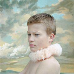 Surreal portraits of children by Loretta Lux