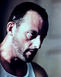 """Jean Reno en """"El Profesional"""" (Léon), 1994"""