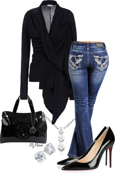 """""""Untitled #214"""" by mzmamie on Polyvore"""
