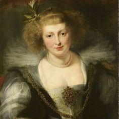 Portret van Helena Fourment (1614-1673), Peter Paul Rubens, 1630 - c. 1640 - Rijksmuseum