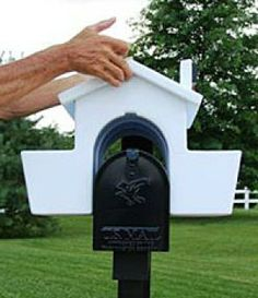 creative mailboxes - Google Search