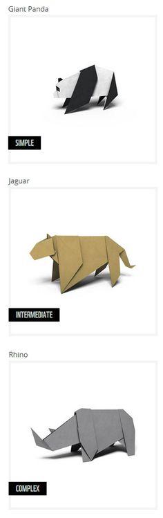 DIY :: Origami Patte...