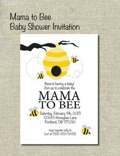 Love this baby shower theme.