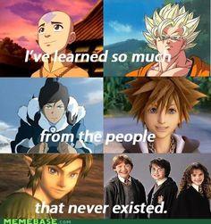 Goku Doesn't Believe in YOLO.