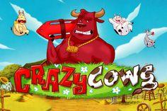 Crazy Cows to slotowa gra wideo z 5 bębnami. Można aktywować do 15 linii i postawić do 5 monet na każdą linię....http://www.jednoreki-bandyta-online.com/Crazycows/
