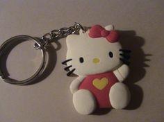 Cute Hello Kitty Keychain #1