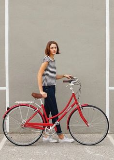 yay stripes and bikes