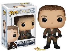 once upon a time Funko POP prince-charming