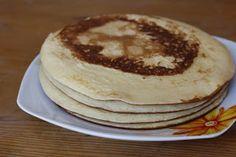 Ania mama Agnieszki: Pancakes, placki naleśnikowe