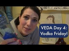 Vodka Friday...must have drink!