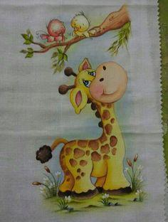 Girafinha. Tr
