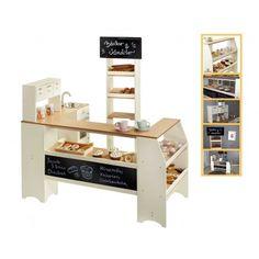 Kaufmannsladen Bäckerei Holz Kaufladen MUSTERKIND®