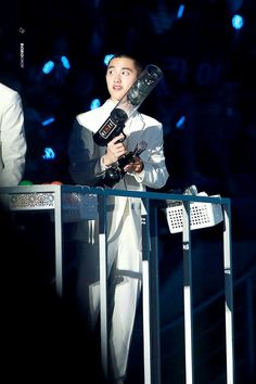 """[HQ] 171124 #DO (D.O) #EXO PLANET #4 - """"The EℓyXiOn"""" in Seoul"""