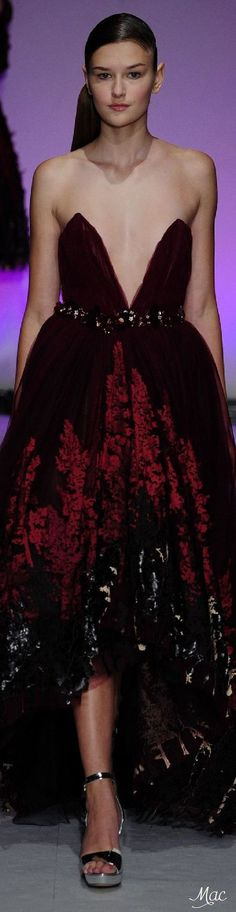 Fall 2015 Couture Dany Atrache