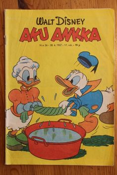 Disney Au, Walt Disney, Childhood Toys, Childhood Memories, Comic Book Covers, Comic Books, Don Rosa, Good Old Times, Day Of My Life