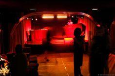 "David Lynch's exclusive nightclub ""Silencio"" in Paris (located two floors under ground on rue Montmartre next door to Social Club) based on the Silencio nightclub in Mulholland Drive with interior design by David Lynch himself. Night Club, Night Life, Mulholland Drive, David Lynch, Girl Guides, Social Club, Paris, Scrap, Lost"