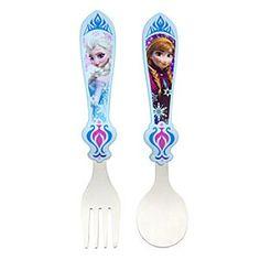 Anna and Elsa Flatware - Frozen