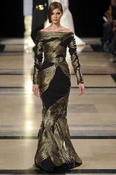 Stephane Rolland Spring 2011 Couture Runway - Stephane Rolland Haute Couture Collection